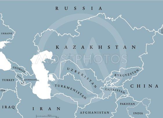 Caucasus and Central Asia c...\