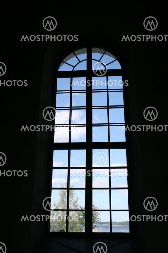 gudomligt fönster