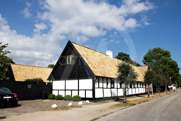 Falsterbo old town/gamlestad