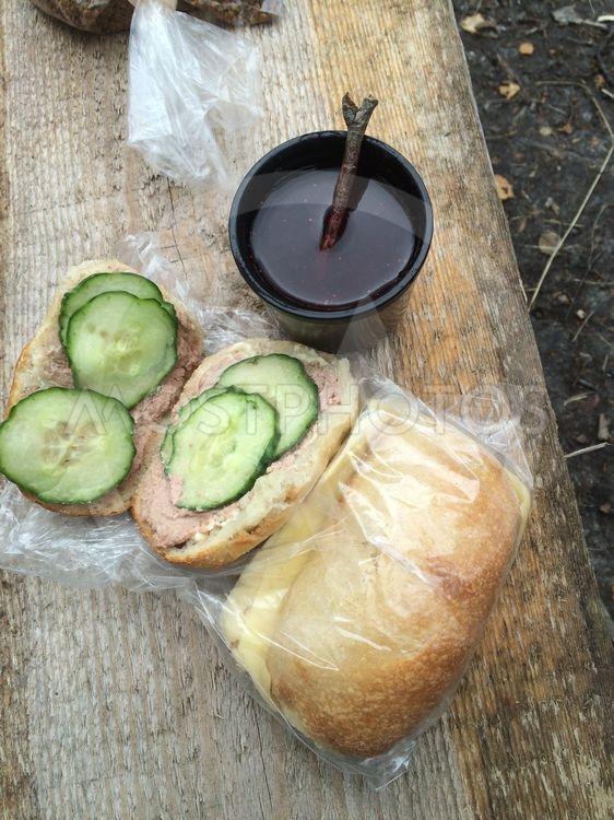 lunch i det fria