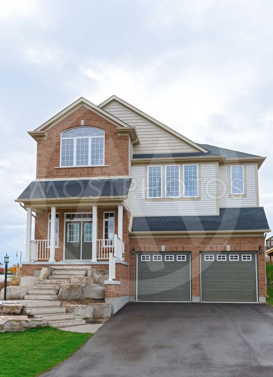New House in Canada