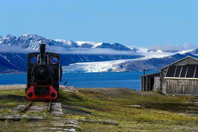 Summer on Svalbard