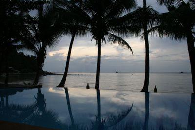 Reflection of Paradise