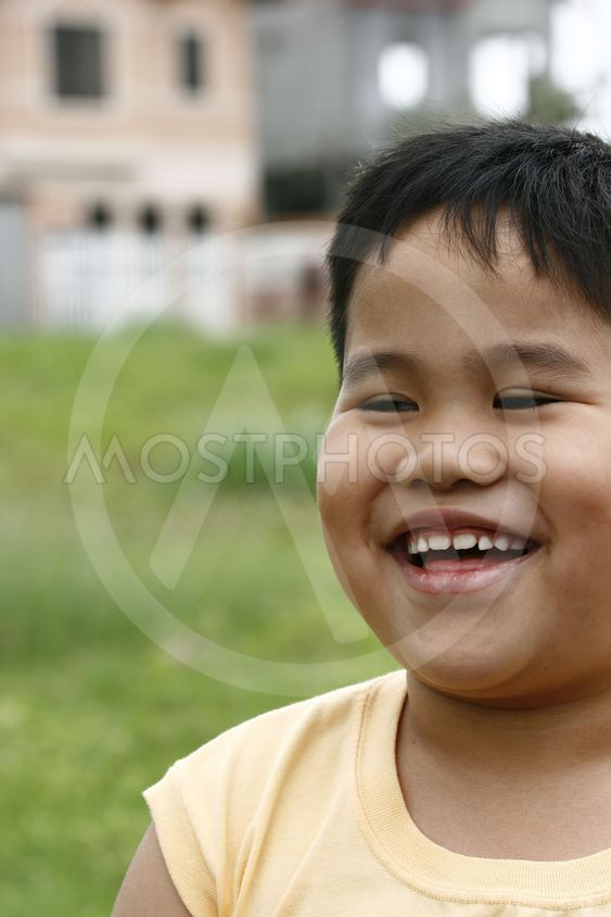 Onnellinen Kid