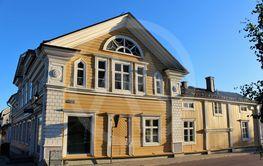 Bergströmska gården i Luleå