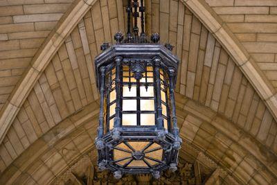 Octogon Entrance Light