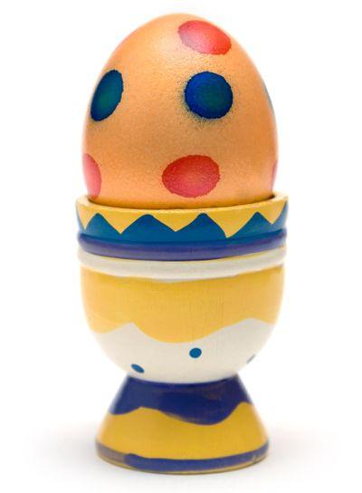 Easter Breakfast Egg