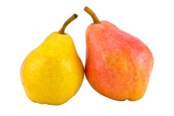 two full pears