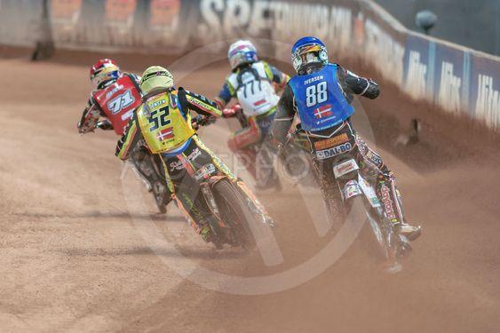 Stockholm FIM Speedway Grand Prix at Friends Arena in...