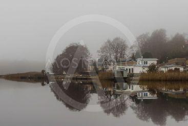 Fog in the archipelargo