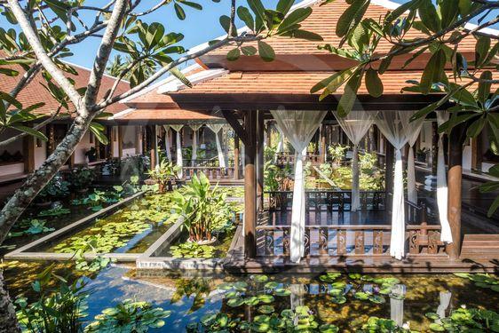 Thailändskt tempel