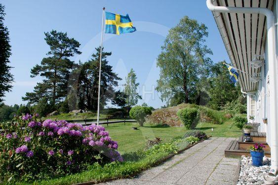 Strålande väder på Sveriges nationaldag 2019  (Sweden)