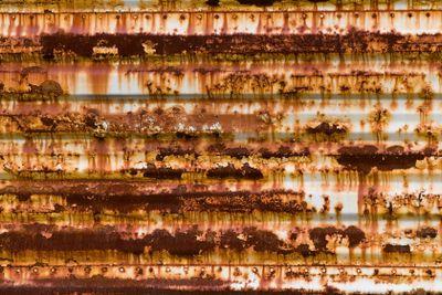 Rusty Panel Texture