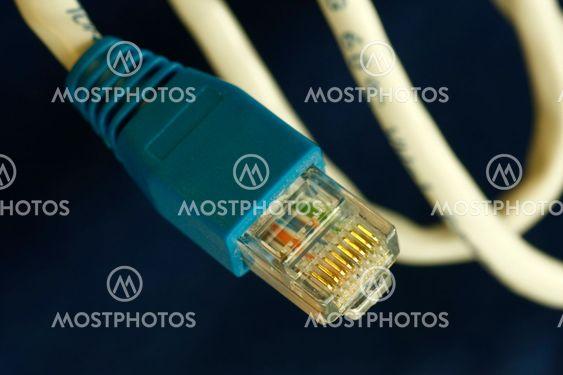Ethernet Rj45 LAN Plug