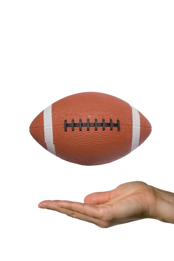 Showing Football