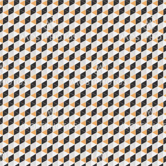 Geometric mosaic pattern. Seamless background.