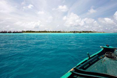 Boat to Paradise