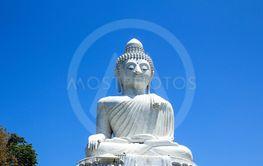 Big Buddha Statue in Phuket ,Thailand.
