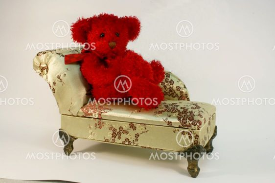 therapy bear