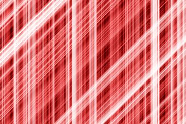 Vibrant red and pink lines abstract pattern background.