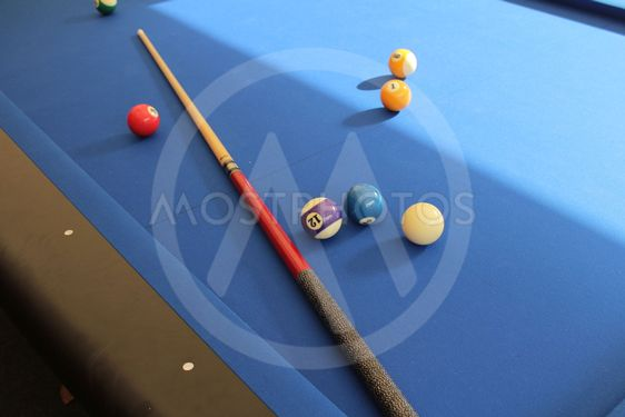 billiard and tenis table details.