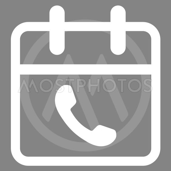 Phone Support Day Icon