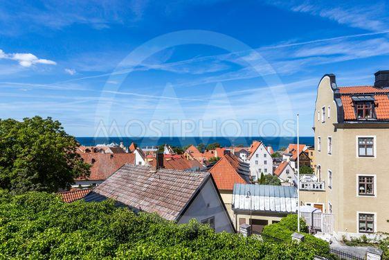 Utsikt Visby
