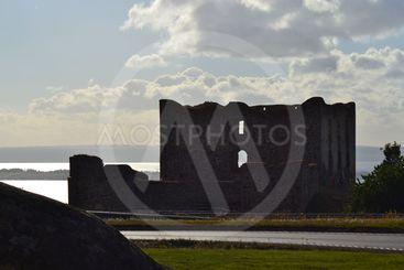 Braehus ruin