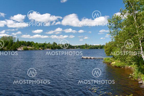 Smukke lake af Toronto