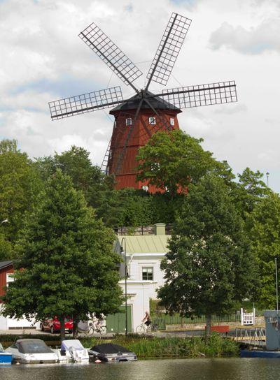 Mill in Strangnas