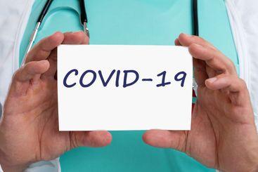 COVID-19 COVID Coronavirus corona virus diagnosis...