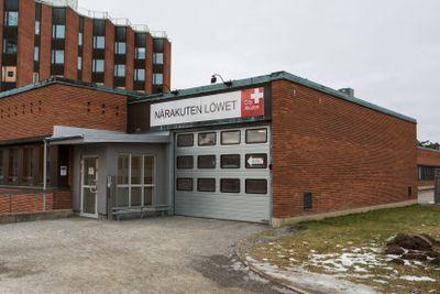 Närakuten på Löwenströmska sjukhuset, Upplands Väsby