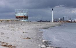 Sundby Gasvaerk, gas work in denmark. 2008