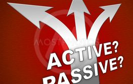 Passive Or Active Arrows Means Aggressive Energetic...