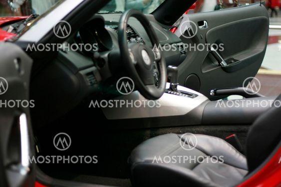 Senaste modell Car Interior