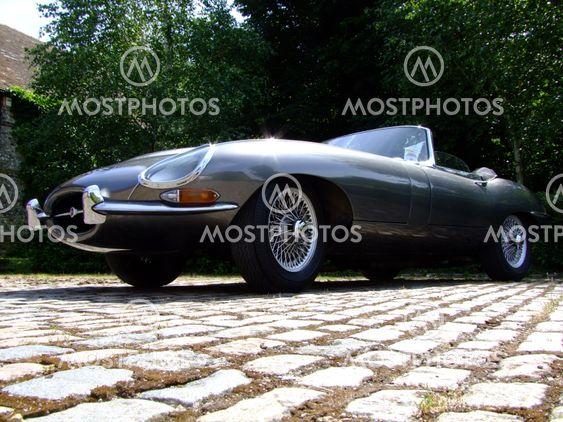 """""""E"""" Type Jaguar"""