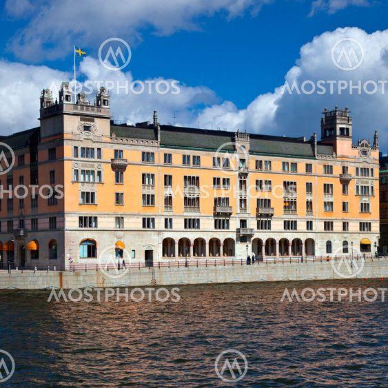 Stockholm, Rosenbad