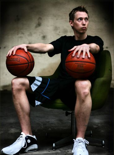 B Ball Man
