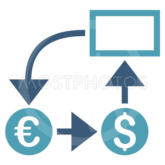 Cashflow Flat Vector Icon